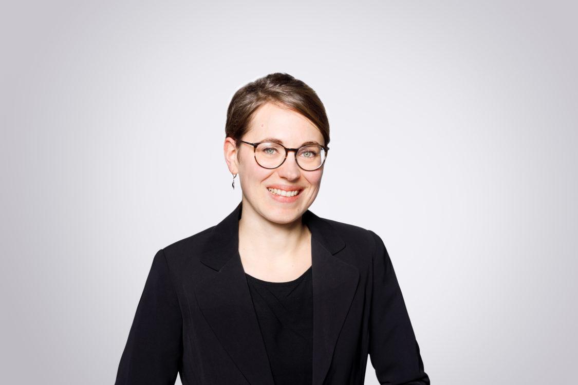 Charlotte Bernhardt – Daten- & Qualitätsmanagerin