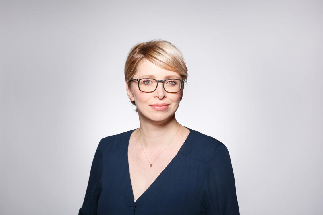 Daniela Harnaß – Referentin der Geschäftsführung