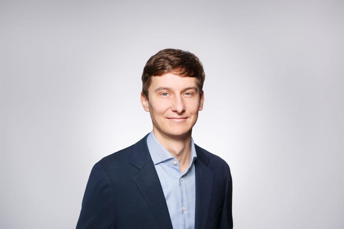 Lennart Hickstein – Leitung EVA & Versorgungsanalytik