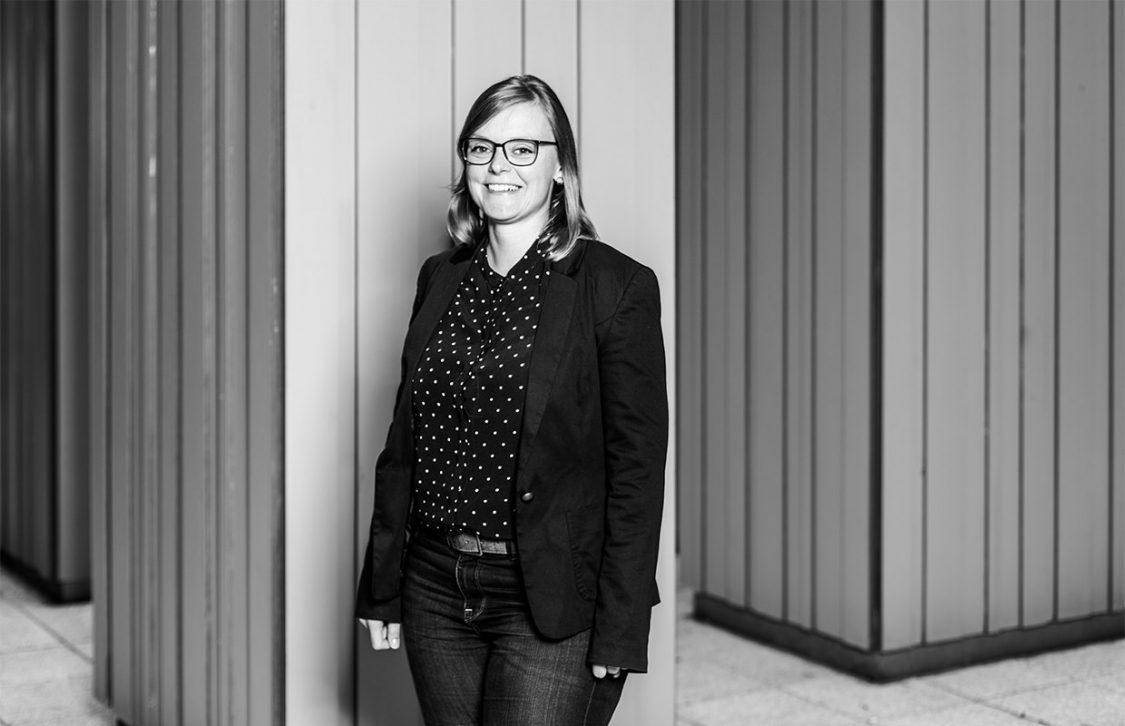 Josephine Jacob – Leitung Wissenschaftliche Kooperationen & Kommunikation